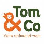 Logo Tom&Co support publicitaire Publi Ticket