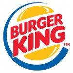 Logo Burger King partenaire publicité publi ticket