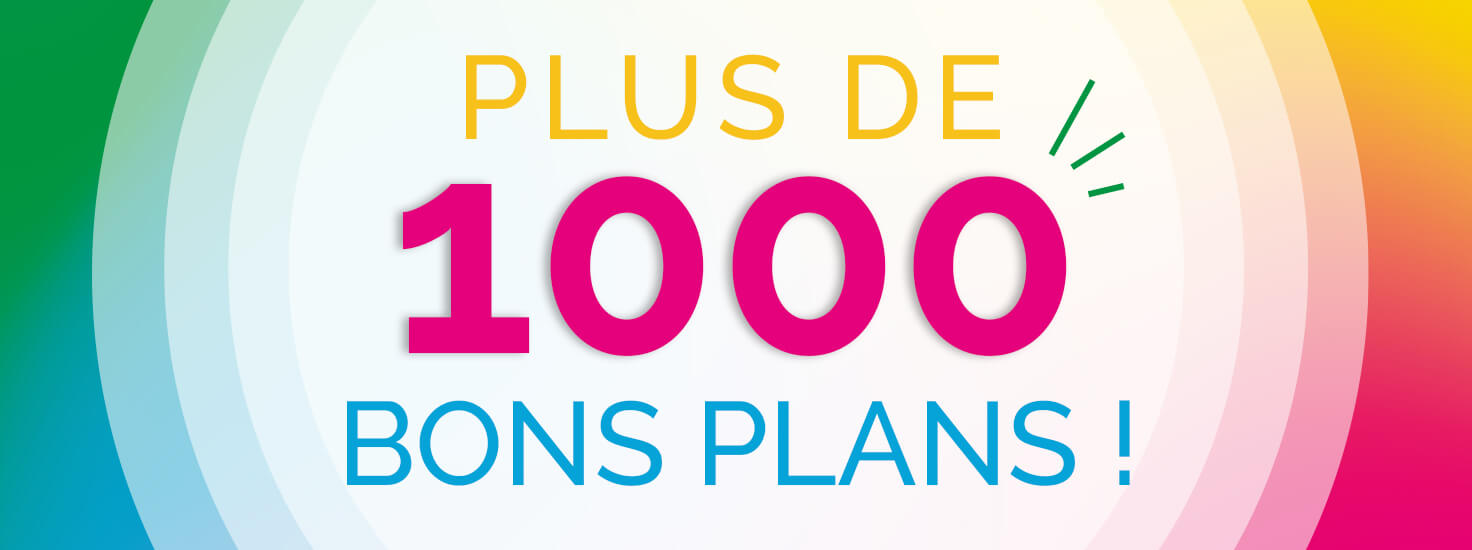 1000 bons plans